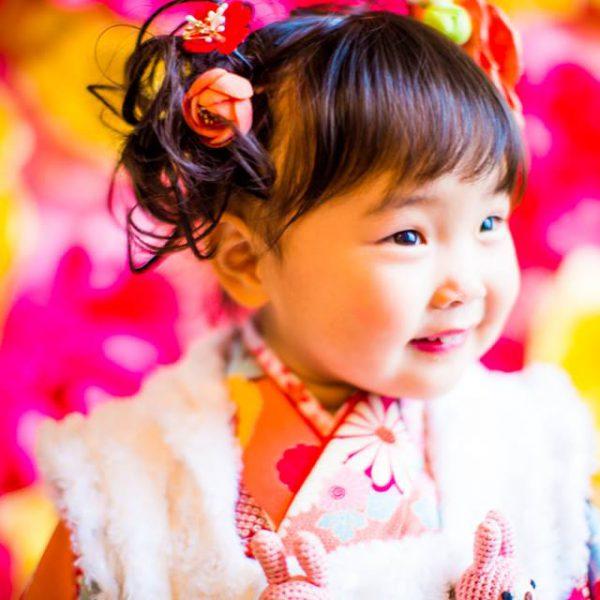 3歳女の子の七五三へアルタイルはできることたくさん!
