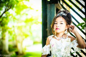 七五三 写真 洋装 ドレス 徳島