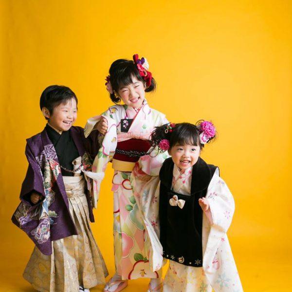 七五三詣でのパパ・ママ衣装はどうする?