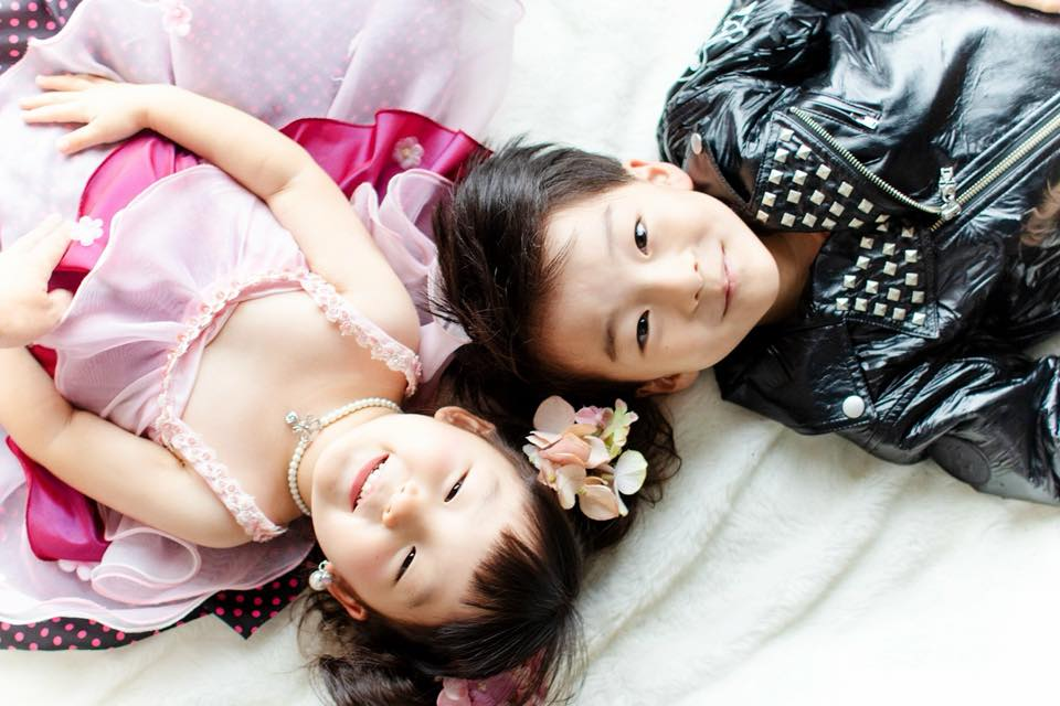 七五三 写真 ドレス 洋装 徳島