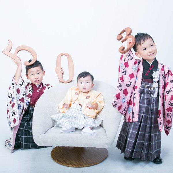 「新元号」スタートの5月に先取り七五三撮影!