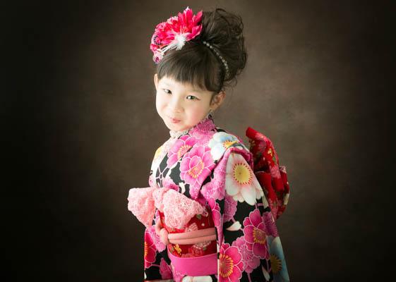徳島県 七五三和装の写真