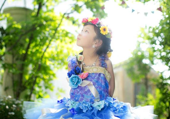 大人っぽい表情にドキッ! 惚れ直してしまう、徳島の七五三写真